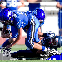 10.15.2016 Jr. Varsity - Rancho Bernardo vs Escondido